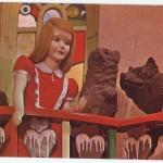 Postcard of Goldilocks