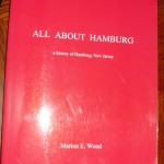 Dr. Marion Wood's History of the Town Of Hamburg New Jersey