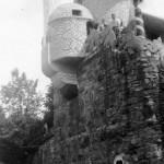 Gingerbread Castle 1950s