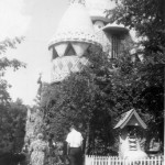Gingerbread Castle 1950s 2