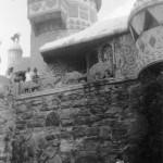 Gingerbread Castle 1950s 3-1